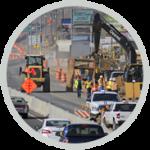 Paseo I-25 Construction