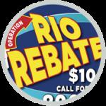 Rio Rebate